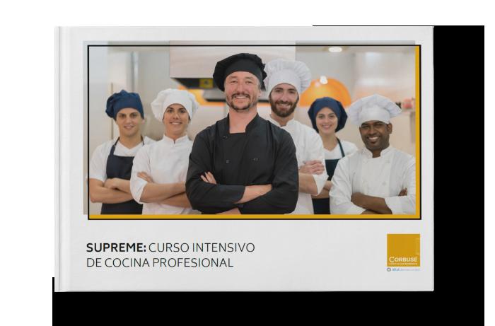 LP - Supreme curso intensivo de cocina profesional
